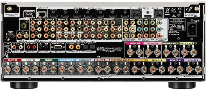 Amplis Denon AVC-X8500H