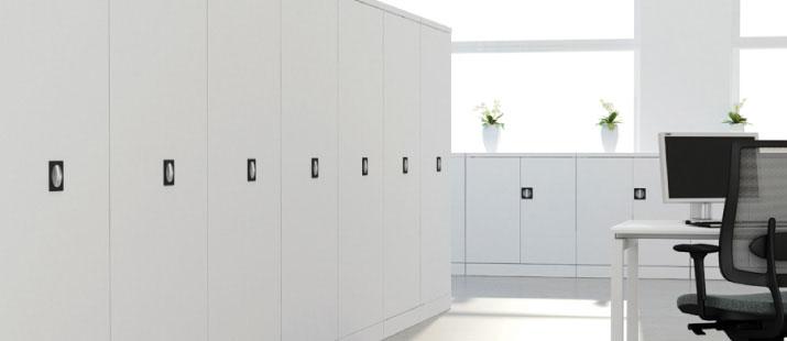 Armoires portes battantes et pliantes