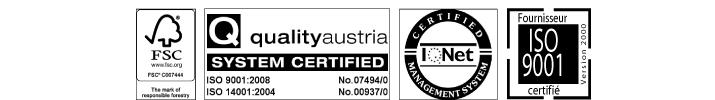 Fournisseur certifié